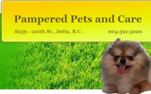 Pampered Pets Grooming & Care
